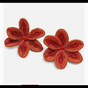 Zara Floral Earrings